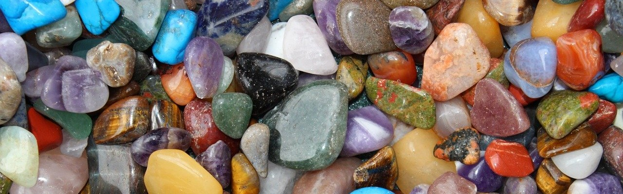 Crystals and gems for the removing toxic work environment