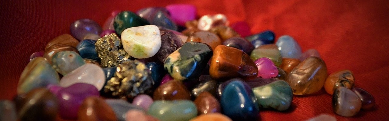 Crystals for Productivity, Gems for Motivation and Healing